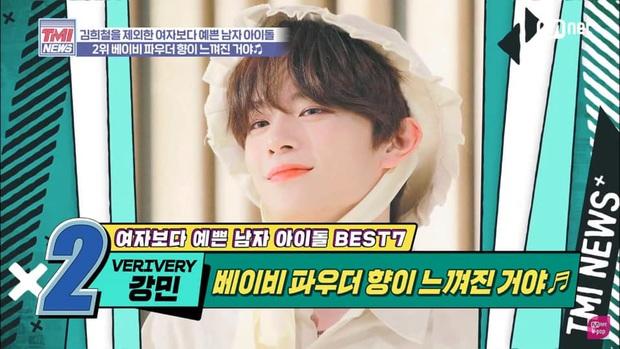 7 Idol nam được bình chọn đẹp hơn phái nữ: Người lạ của Sehun (EXO) dẫn đầu, V (BTS) xếp sau Cha Eunwoo - Ảnh 10.
