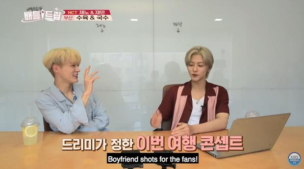 Mấy ai chiều fan như hai chàng trai nhóm nhạc NCT: rủ nhau đi ăn nhưng không quên chụp hình theo chủ đề bạn trai dành tặng fan của mình - Ảnh 9.