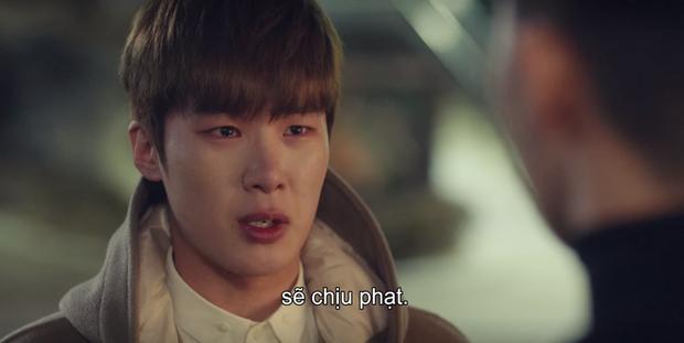 Lại trầm trồ pha đập bàn chơi lớn Tầng Lớp Itaewon tập 8 của Park Seo Joon: Tôi cũng mua một toà nhà là xong chứ gì! - Ảnh 5.