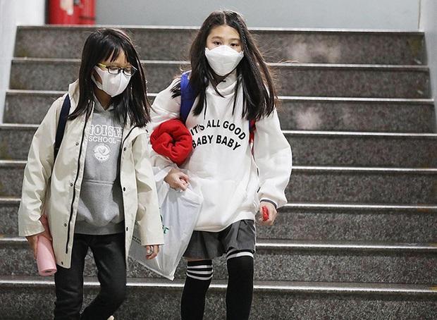 Chính phủ Hàn Quốc chính thức thông báo hoãn kỳ học mùa xuân trên toàn quốc, cho học sinh nghỉ đến 9/3. - Ảnh 1.