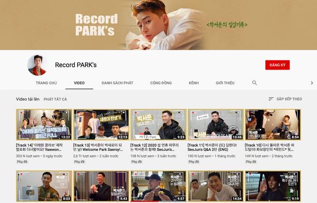 """Ai ngờ thanh niên """"giàu nghị lực"""" Park Seo Joon rất mê đồ bơ sữa, đặc biệt là bánh ngọt càng nhiều bơ càng thích! - Ảnh 1."""