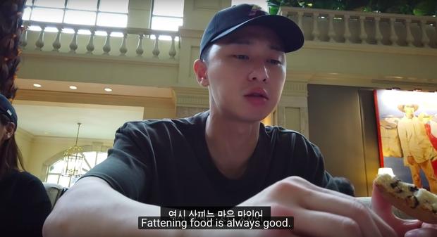 """Ai ngờ thanh niên """"giàu nghị lực"""" Park Seo Joon rất mê đồ bơ sữa, đặc biệt là bánh ngọt càng nhiều bơ càng thích! - Ảnh 12."""