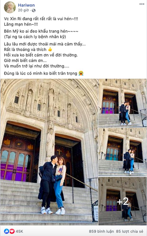 Góc trùng hợp: 2 cặp vợ chồng hot nhất showbiz Việt cùng chọn đi du lịch nước ngoài, bất chấp những ngày dịch virus corona đang hoành hành - Ảnh 2.