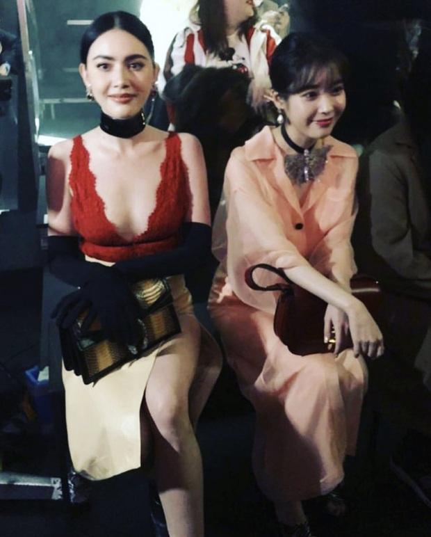 Dàn nữ thần Hàn đọ đại náo nước Ý: Song Hye Kyo đụng độ Han Ye Seul, em gái quốc tế Lisa có cân được em gái quốc dân IU? - Ảnh 12.