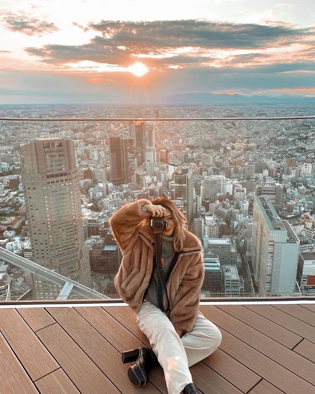 """""""Thang cuốn lên thiên đường"""" hot nhất Nhật Bản: hội mê chụp choẹt sẵn sàng chi bội tiền để chiêm ngưỡng toàn cảnh khu phố từ trên cao - Ảnh 6."""