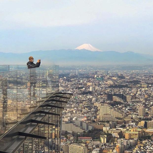 """""""Thang cuốn lên thiên đường"""" hot nhất Nhật Bản: hội mê chụp choẹt sẵn sàng chi bội tiền để chiêm ngưỡng toàn cảnh khu phố từ trên cao - Ảnh 7."""