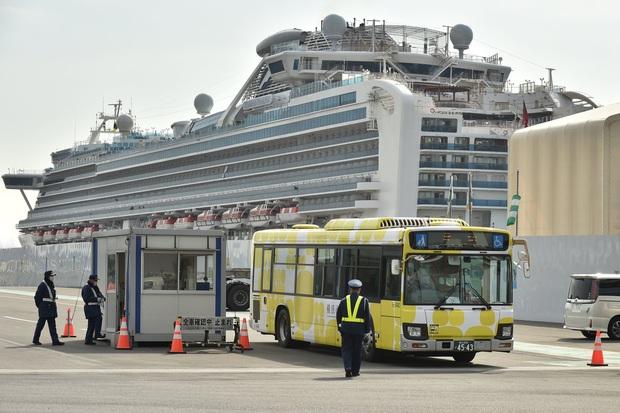 Nữ hành khách Nhật dương tính với virus corona sau khi rời du thuyền Diamond Princess, 23 người khác chưa được xét nghiệm kĩ - Ảnh 2.