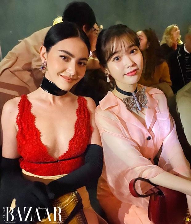 Dàn nữ thần Hàn đọ đại náo nước Ý: Song Hye Kyo đụng độ Han Ye Seul, em gái quốc tế Lisa có cân được em gái quốc dân IU? - Ảnh 13.
