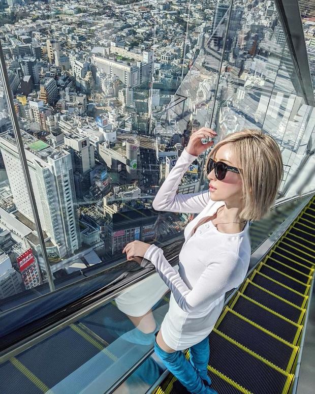 """""""Thang cuốn lên thiên đường"""" hot nhất Nhật Bản: hội mê chụp choẹt sẵn sàng chi bội tiền để chiêm ngưỡng toàn cảnh khu phố từ trên cao - Ảnh 5."""