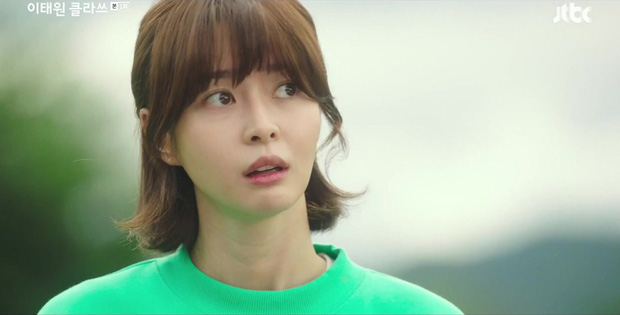Tình đầu của Park Seo Joon ở Tầng Lớp Itaewon khiến hội chị em bực mình vì tông make up chó đốm ngộ nghĩnh - Ảnh 3.