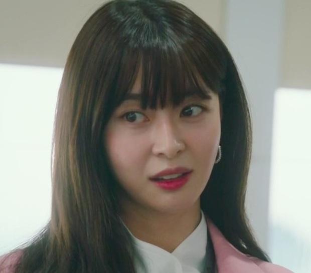 Tình đầu của Park Seo Joon ở Tầng Lớp Itaewon khiến hội chị em bực mình vì tông make up chó đốm ngộ nghĩnh - Ảnh 4.