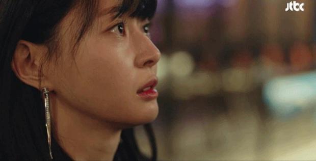 Tình đầu của Park Seo Joon ở Tầng Lớp Itaewon khiến hội chị em bực mình vì tông make up chó đốm ngộ nghĩnh - Ảnh 6.