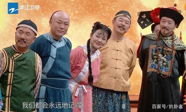 Dàn sao Hoàn Châu Cách Cách hội ngộ đầy xúc động, tiết lộ về con người thật của Triệu Vy - Ảnh 3.