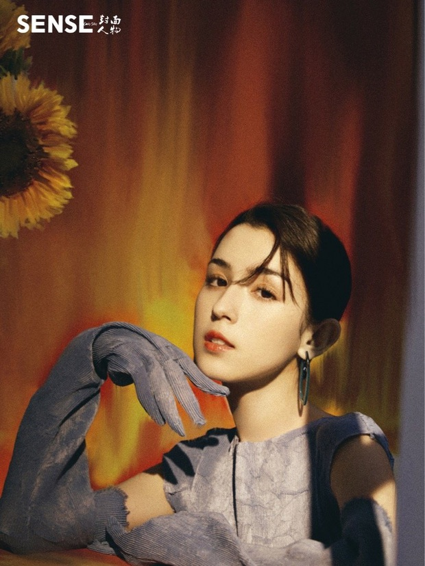 Drama Cbiz: Đối thủ nhan sắc của Địch Lệ Nhiệt Ba tòm tem với sếp, bị bà cả truyền tay sang cho Huỳnh Hiểu Minh - Ảnh 4.