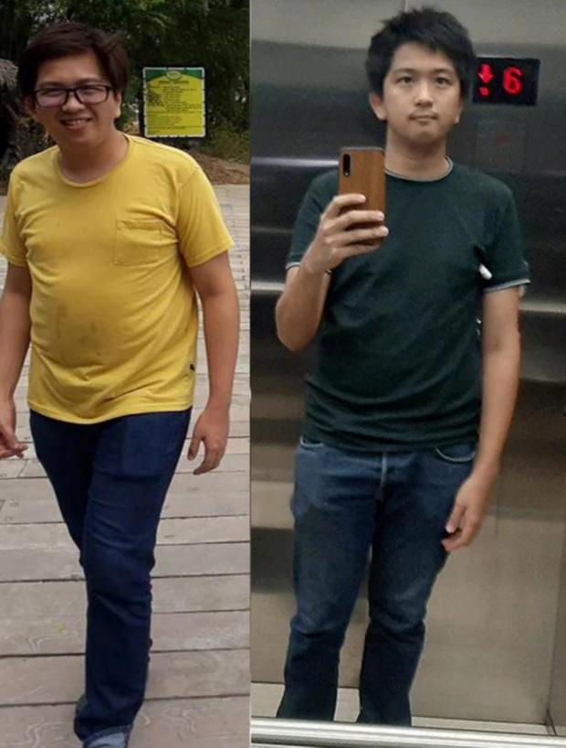 Từ chú béo hóa soái ca, anh chàng này đã giảm 9 kg chỉ trong 30 ngày nhờ chơi game - Ảnh 1.