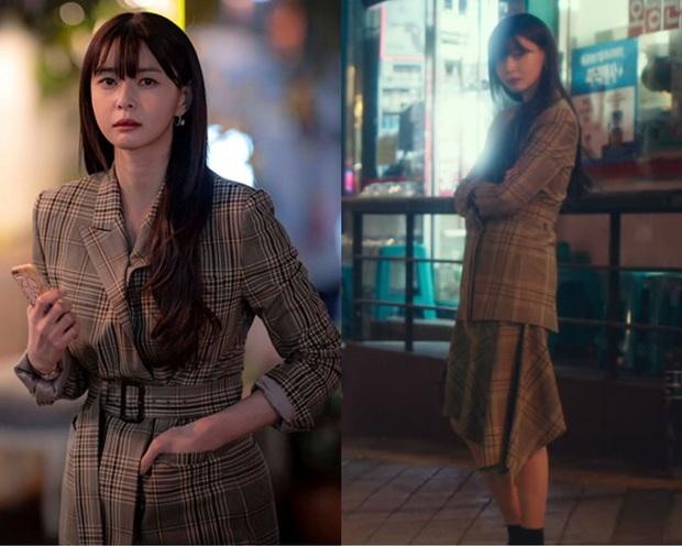 Mỹ nhân diện đồ công sở đẹp nhất màn ảnh Hàn đợt này hẳn là Soo Ah của Itaewon Class: Ăn vận đơn giản mà độ sang xịn có thừa - Ảnh 2.
