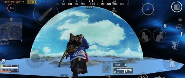 Kiên quyết không chịu nhảy dù, game thủ lên đến độ cao 40.000 m và phát hiện ra bí mật kinh hoàng bị giấu kín trong PUBG - Ảnh 3.
