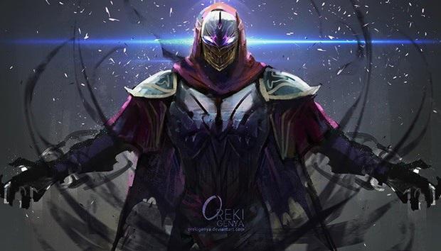 Riot giờ mới chịu tiết lộ sự thật về việc buff khả năng đi rừng cho Zed, Garen, Darius - Ảnh 3.