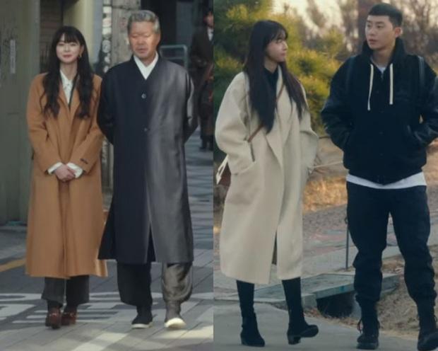 Mỹ nhân diện đồ công sở đẹp nhất màn ảnh Hàn đợt này hẳn là Soo Ah của Itaewon Class: Ăn vận đơn giản mà độ sang xịn có thừa - Ảnh 4.