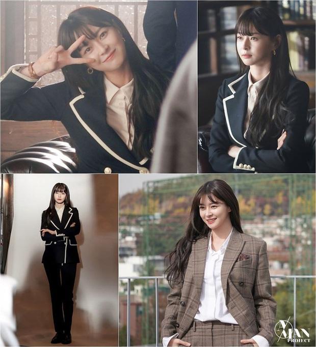 Mỹ nhân diện đồ công sở đẹp nhất màn ảnh Hàn đợt này hẳn là Soo Ah của Itaewon Class: Ăn vận đơn giản mà độ sang xịn có thừa - Ảnh 5.