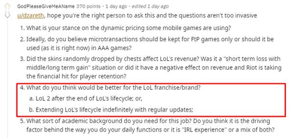 Nhân viên Riot Games úp mở về Liên Minh Huyền Thoại 2 - LoL2 nhưng muốn có phải chờ cả thập kỷ nữa - Ảnh 5.