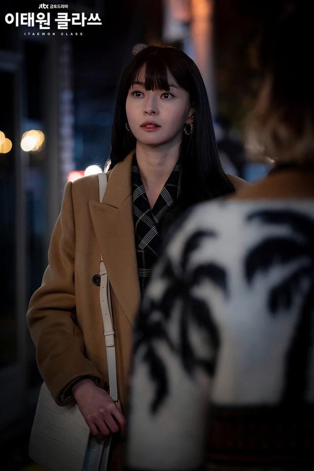 Mỹ nhân diện đồ công sở đẹp nhất màn ảnh Hàn đợt này hẳn là Soo Ah của Itaewon Class: Ăn vận đơn giản mà độ sang xịn có thừa - Ảnh 7.