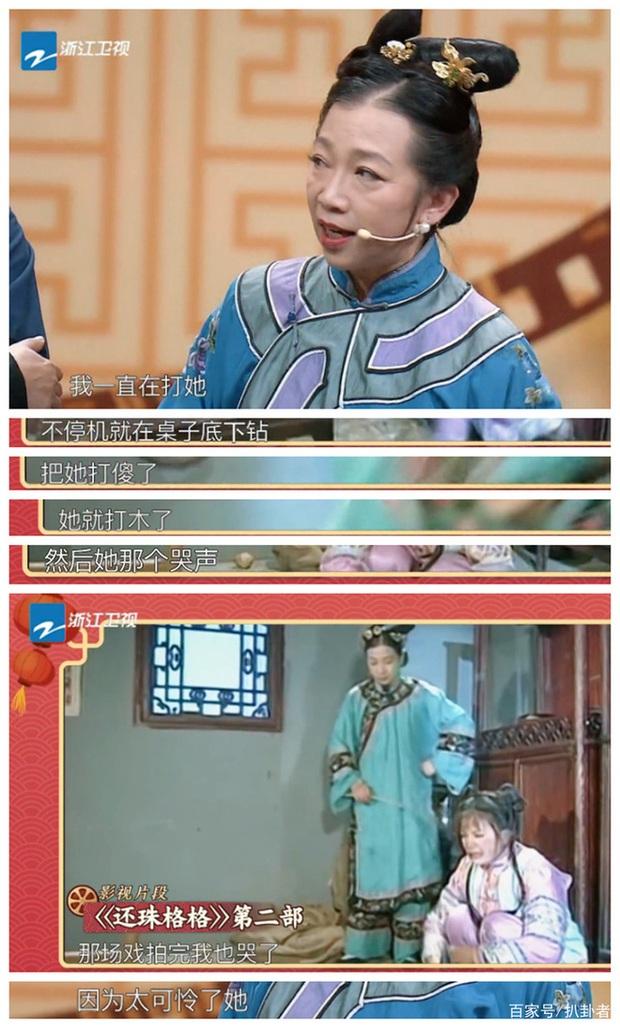 Dàn sao Hoàn Châu Cách Cách hội ngộ đầy xúc động, tiết lộ về con người thật của Triệu Vy - Ảnh 9.