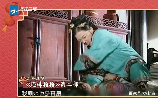 Dàn sao Hoàn Châu Cách Cách hội ngộ đầy xúc động, tiết lộ về con người thật của Triệu Vy - Ảnh 10.