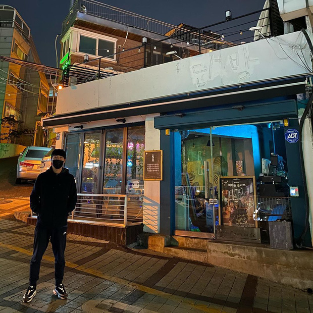 Quán nhậu DanBam ngoài đời thực của ông chủ Park Seo Joon bất ngờ mở cửa trở lại, người Hàn và du khách nô nấp check-in? - Ảnh 5.