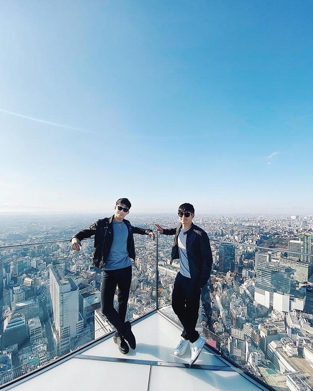 """""""Thang cuốn lên thiên đường"""" hot nhất Nhật Bản: hội mê chụp choẹt sẵn sàng chi bội tiền để chiêm ngưỡng toàn cảnh khu phố từ trên cao - Ảnh 14."""