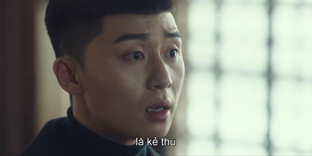 3 lần cúi đầu đầy nghĩa khí của anh chủ quán Park Seo Joon trước trùm ác nhân Tầng Lớp Itaewon - Ảnh 6.