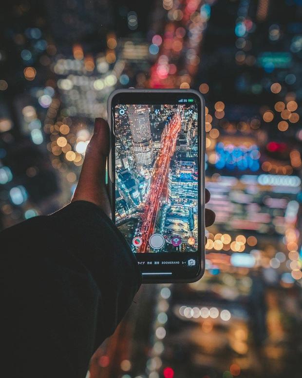 """""""Thang cuốn lên thiên đường"""" hot nhất Nhật Bản: hội mê chụp choẹt sẵn sàng chi bội tiền để chiêm ngưỡng toàn cảnh khu phố từ trên cao - Ảnh 11."""