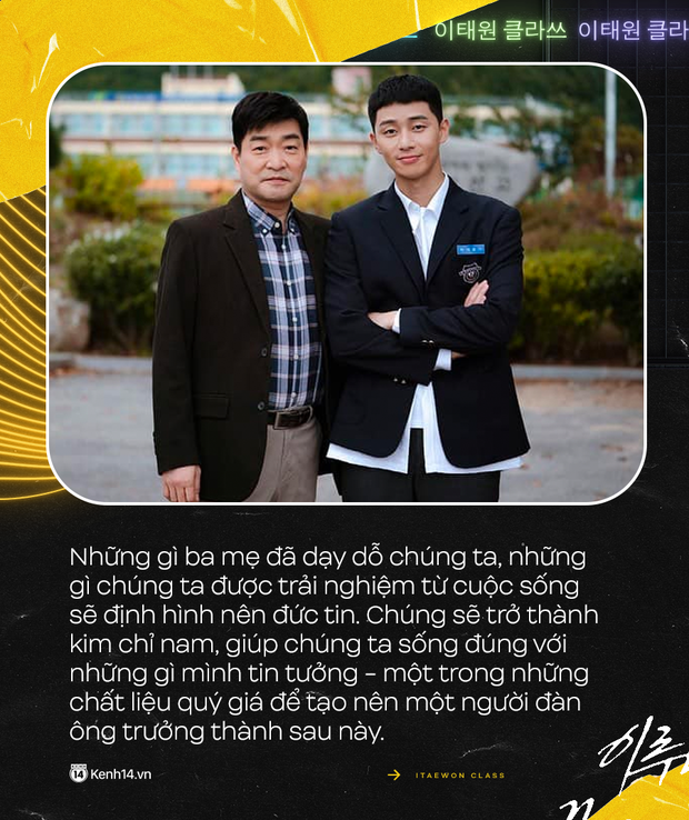 Tầng Lớp Itaewon - Bộ phim đắt giá về những bài học cuộc sống cho hội con trai - Ảnh 5.