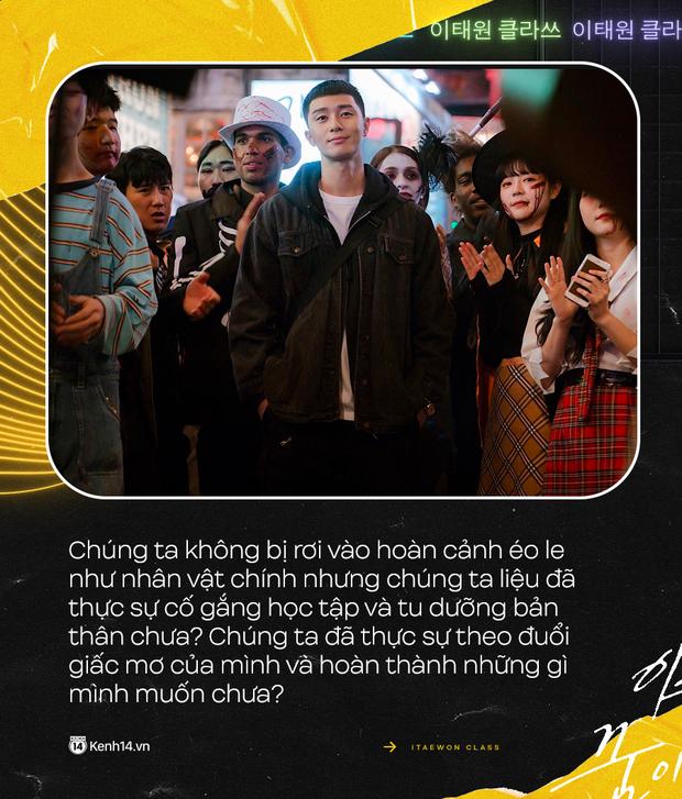 Tầng Lớp Itaewon - Bộ phim đắt giá về những bài học cuộc sống cho hội con trai - Ảnh 8.