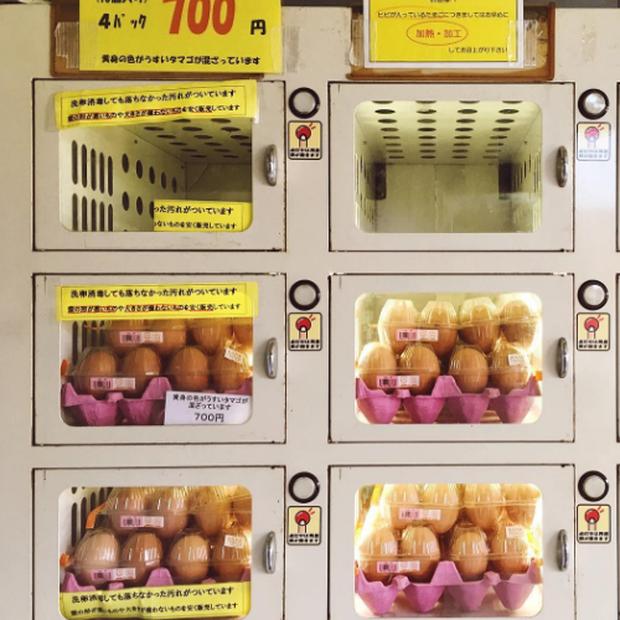 """""""Vũ trụ"""" máy bán hàng tự động ở Nhật Bản, nhiều loại độc lạ đến nỗi khiến du khách ngỡ mình đang lạc vào hành tinh khác (Phần 2) - Ảnh 6."""