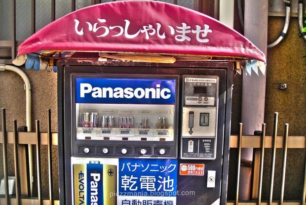 """""""Vũ trụ"""" máy bán hàng tự động ở Nhật Bản, nhiều loại độc lạ đến nỗi khiến du khách ngỡ mình đang lạc vào hành tinh khác (Phần 2) - Ảnh 21."""