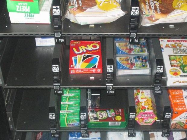 """""""Vũ trụ"""" máy bán hàng tự động ở Nhật Bản, nhiều loại độc lạ đến nỗi khiến du khách ngỡ mình đang lạc vào hành tinh khác (Phần 2) - Ảnh 27."""