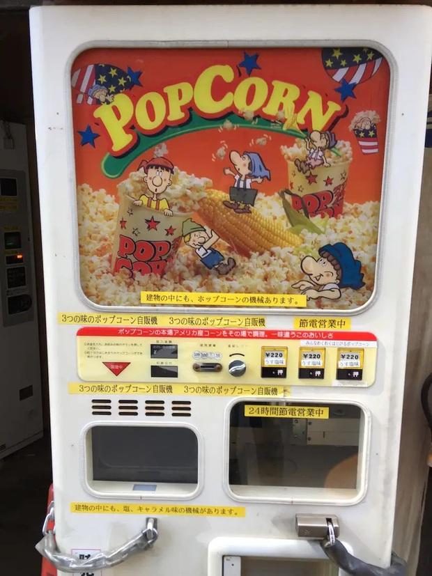 """""""Vũ trụ"""" máy bán hàng tự động ở Nhật Bản, nhiều loại độc lạ đến nỗi khiến du khách ngỡ mình đang lạc vào hành tinh khác (Phần 2) - Ảnh 35."""