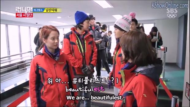 Nếu hỏi Lee Kwang Soo bữa sáng tiếng Anh là gì thì câu trả lời sẽ là:... Morning - Ảnh 2.