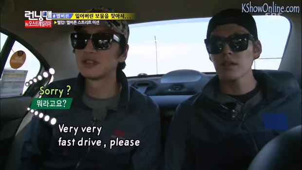 Nếu hỏi Lee Kwang Soo bữa sáng tiếng Anh là gì thì câu trả lời sẽ là:... Morning - Ảnh 6.