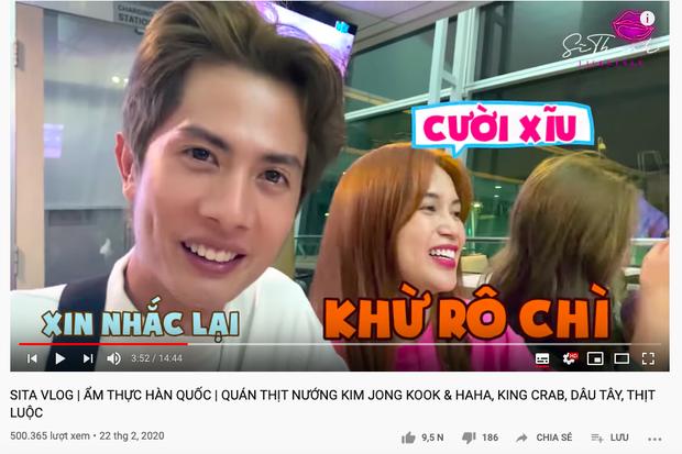 """Trái với sự phấn khích của Sĩ Thanh trong vlog """"ăn sập Hàn Quốc"""", Huỳnh Phương luôn miệng thừa nhận: Đồ ăn Việt Nam vẫn ngon hơn! - Ảnh 3."""
