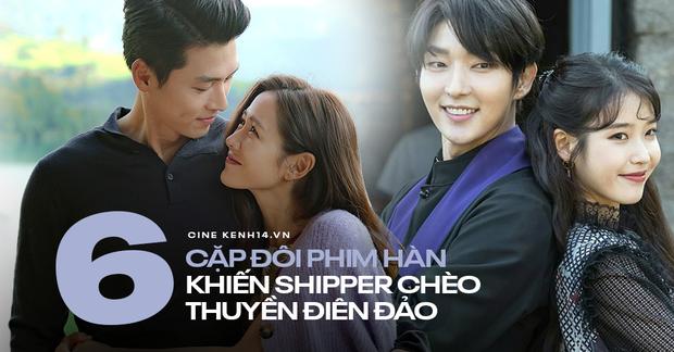 6 cặp đôi bạn diễn ngọt như mía lùi ở màn ảnh Hàn mà fan chỉ muốn thét lên: Hai vị yêu nhau dùm đi! - Ảnh 1.