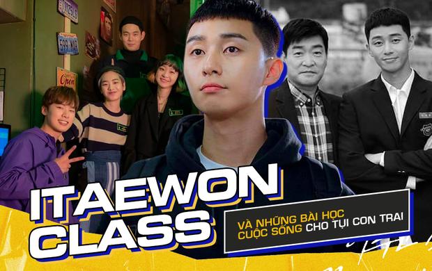 Tầng Lớp Itaewon - Bộ phim đắt giá về những bài học cuộc sống cho hội con trai - Ảnh 2.