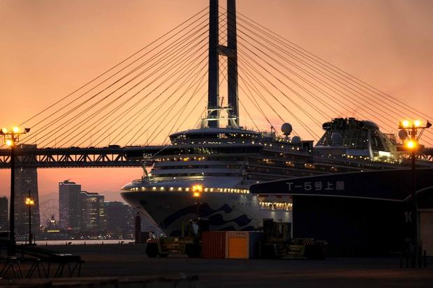 Nhật Bản tìm được 23 hành khách rời du thuyền Diamond Princess mà chưa được xét nghiệm kĩ virus corona do lỗi thả nhầm người - Ảnh 1.