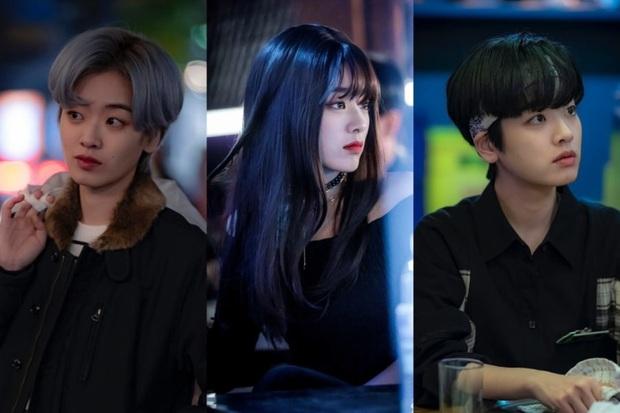 Suốt 8 tập đổi tận 3 kiểu tóc, mỹ nữ chuyển giới của Tầng Lớp Itaewon vẫn cân mọi tạo hình làm netizen u mê không lối thoát - Ảnh 1.