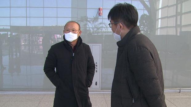 HLV Park Hang-seo bất ngờ về dịch Covid-19 lan quá nhanh: Người dân Hàn Quốc đang lo lắng và bất an - Ảnh 1.