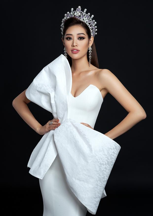 Những đối thủ đầu tiên của Khánh Vân tại Miss Universe 2020: Toàn chiến binh mạnh, đại diện Ấn Độ xứng đáng phải dè chừng! - Ảnh 3.