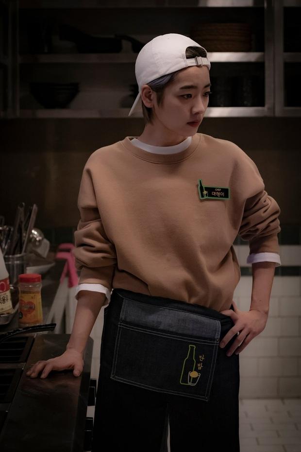 Suốt 8 tập đổi tận 3 kiểu tóc, mỹ nữ chuyển giới của Tầng Lớp Itaewon vẫn cân mọi tạo hình làm netizen u mê không lối thoát - Ảnh 2.