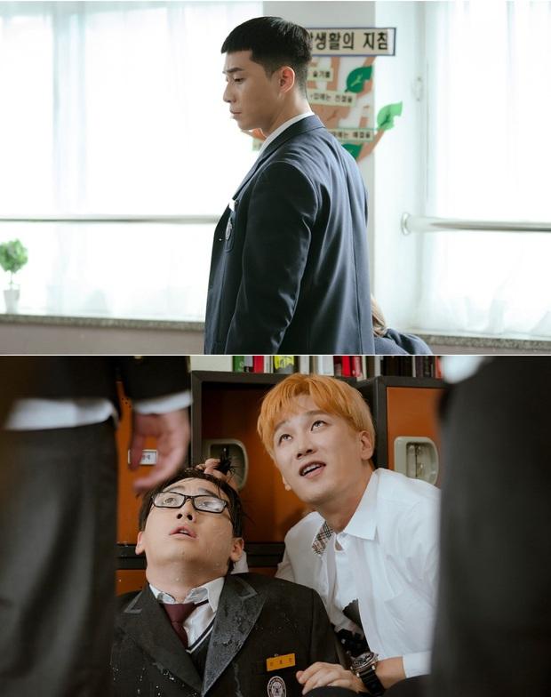 Ahn Bo Hyun: Lận đận nhiều năm với vai phụ chính diện, bất ngờ sốt xình xịch khi hóa phản diện Tầng Lớp Itaewon - Ảnh 10.