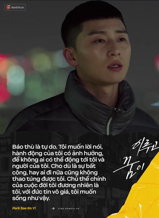 Kẻ chính nhân quân tử Park Sae Ro Yi: Từ báo thù đến tài thao lược quán nhậu ở Tầng Lớp Itaewon, làm gì người ta cũng phục! - Ảnh 5.